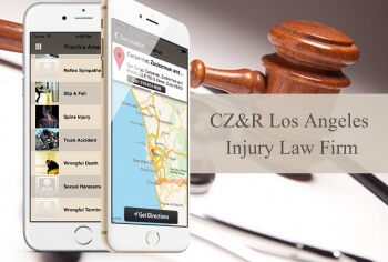 CZR LAW INJURY