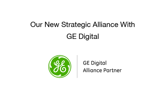 GE Digital Alliance Partner