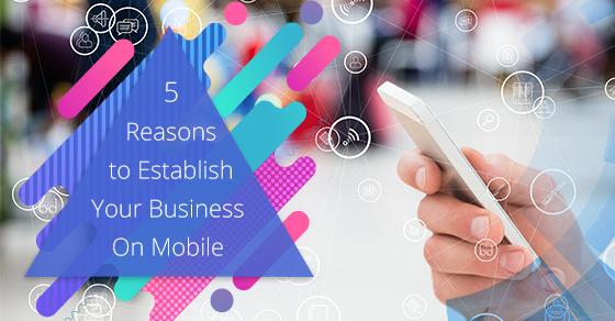 Advantages of Enterprise Mobile Applications