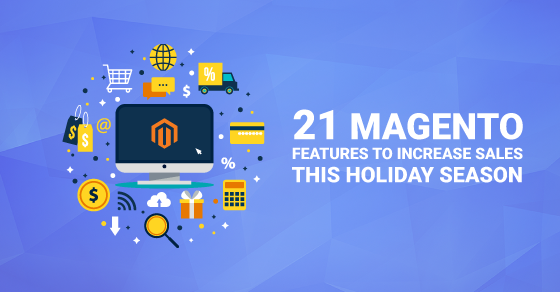 Magento Features