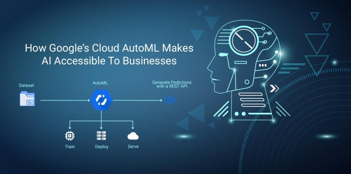 Google's Cloud AutoML Makes AI Accessible To Businesses