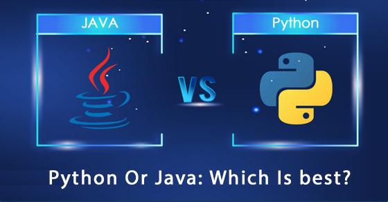 Python Or Java