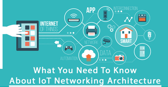 IoT Networking Architecture