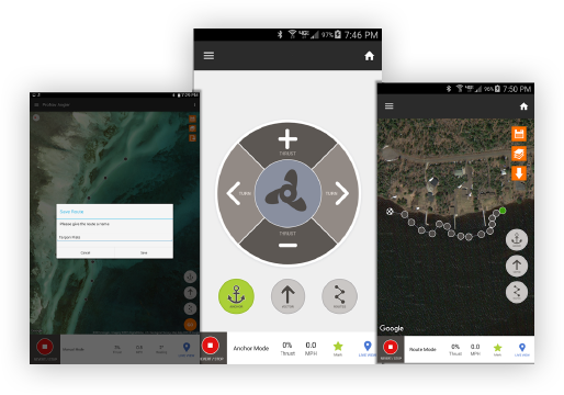 Internet of Things Application For Navigation