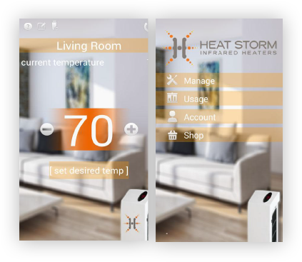 Internet of Things Home Automation Application